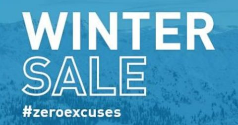 Winter Sale bei Odlo