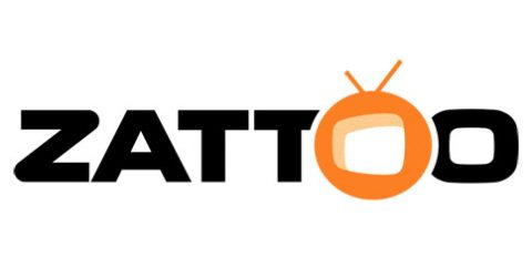 Das Logo von Zattoo