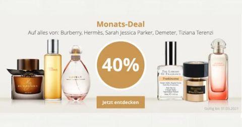 ParfumSale Monats-Deal März