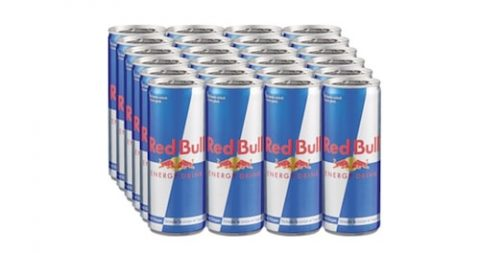 Red Bull & Red Bull Sugarfree Aktion bei Denner