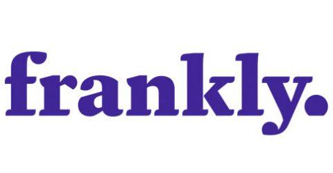 Das Logo von frankly