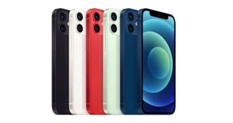 iPhone 12 mini 128 GB zum Bestpreis