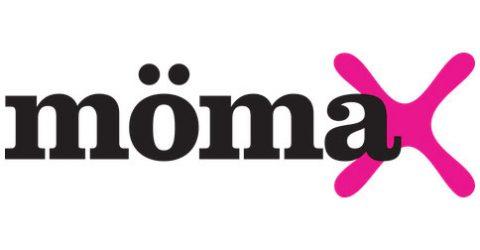 Das Logo von mömax