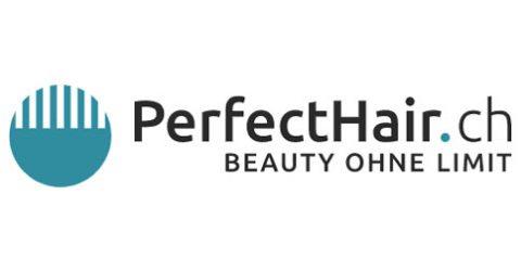 Das Logo von PerfectHair.ch