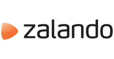 Das Logo von Zalando