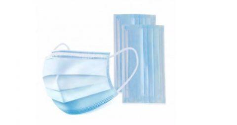Hygienemasken Aktion bei McDrogerie