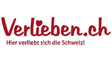 Das Logo von Verlieben.ch