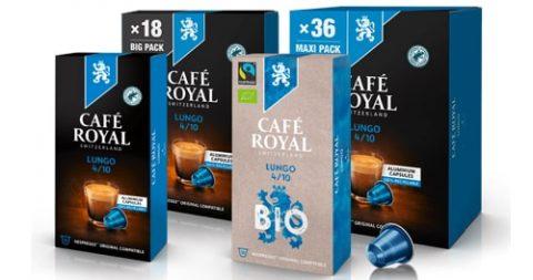 Café Royal Lungo Aktion