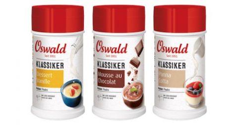 "Oswald Dessert-Trio ""Best-of"" Aktion"