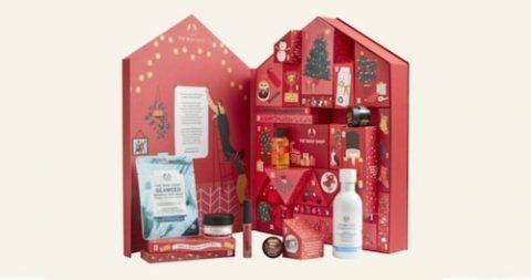 The Body Shop Adventskalender Deluxe 2020
