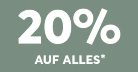 20% Rabatt auf fast alles bei LIVIQUE
