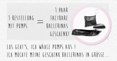 Gratis Ballerinas